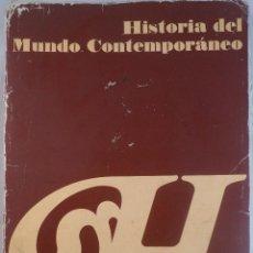 Second hand books - HISTORIA DEL MUNDO CONTEMPORÁNEO. MAGISTERIO. COU - 57837036