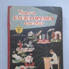 Libros de segunda mano: NUEVA ENCICLOPEDIA ESCOLAR. HIJOS DE SANTIAGO RODRÍGUEZ. BURGOS. AÑO 1964.. Lote 57864339