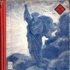 Libros de segunda mano: HISTORIA SAGRADA SEGUNDO GRADO EDELVIVES 1943. Lote 58089669