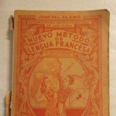 Libros de segunda mano: NUEVO METODO DE LENGUA FRANCESA - SEGUNDO CURSO - AÑO 1954. Lote 58065800