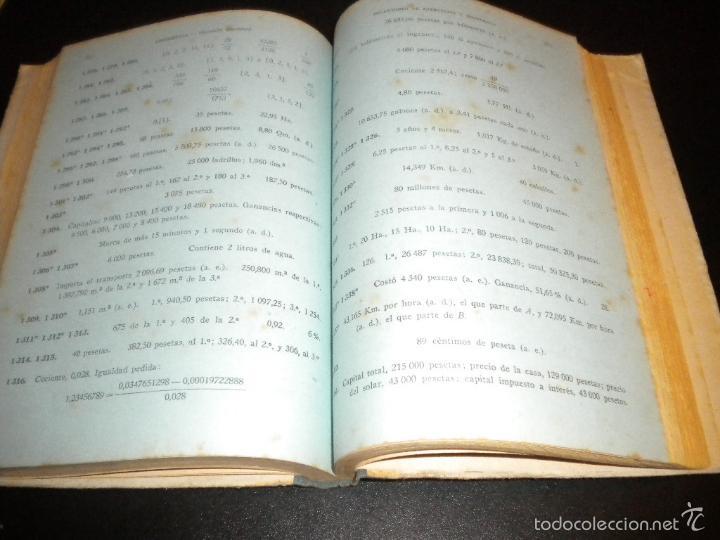 Libros de segunda mano: ejercicios y problemas de aritmetica / M. garcia ardura - Foto 3 - 150040874