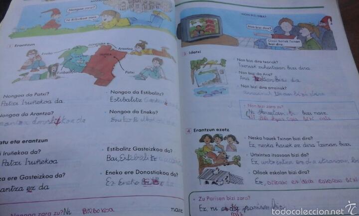 Libros de segunda mano: Zubia 3.santillana.89 - Foto 3 - 58451892