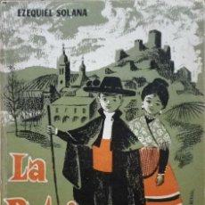 Libros de segunda mano: LA PATRIA ESPAÑOLA. EZEQUIEL SOLANA. EDITORIAL ESCUELA ESPAÑOLA.. Lote 59709539