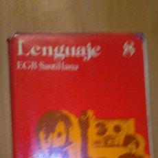 Libros de segunda mano: LENGUAJE DE 8 º, EGB SANTILLANA -. Lote 59889855