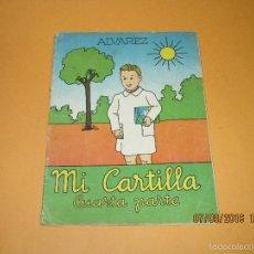 Libros de segunda mano: ANTIGUO LIBRO DE ESCUELA *MI CARTILLA* 4ª PARTE DE ALVAREZ - AÑO 1962. Lote 60044675