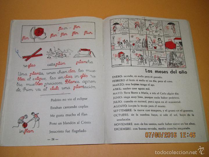 Libros de segunda mano: Antiguo Libro de Escuela *MI CARTILLA* 4ª Parte de ALVAREZ - Año 1962 - Foto 4 - 60044675