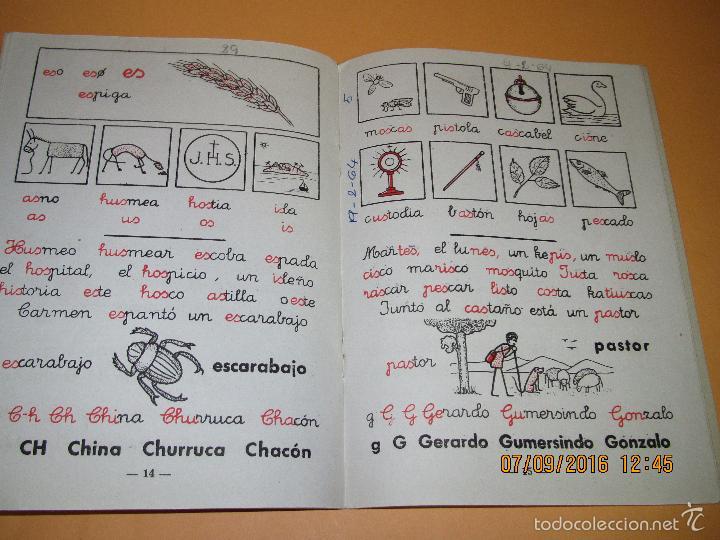 Libros de segunda mano: Antiguo Libro de Escuela *MI CARTILLA* 3ª Parte de ALVAREZ - Año 1962 - Foto 2 - 60045423