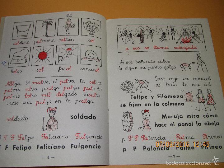 Libros de segunda mano: Antiguo Libro de Escuela *MI CARTILLA* 3ª Parte de ALVAREZ - Año 1962 - Foto 3 - 60045423