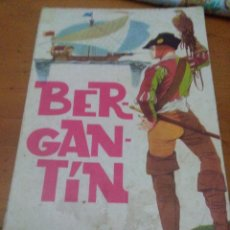 Libros de segunda mano: BERGANTÍN.EDITORIAL MAGISTERIO ESPAÑOL. EST23B2. Lote 60663671