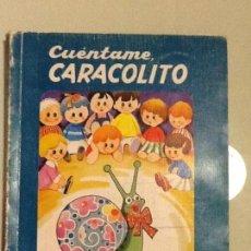 Libros de segunda mano: CUÉNTAME CARACOLITO. ED. EDELVIVES. CICLO INICIAL 1. 1989. Lote 61117999
