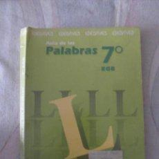 Libros de segunda mano: M69 LIBRO DE TEXTO 7 E.G.B. EGB LENGUAJE LENGUA EDELVIVES. Lote 61669188