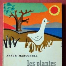 Libros de segunda mano - LES PLANTES ELS ANIMALS ELS ELEMENTS - ARTUR MARTORELL .- EDITORIAL TEIDE - 1973 - EGB 7º Y 8º - 61895548