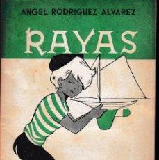 Libros de segunda mano: RAYAS CARTILLA 3ª (A. RODRÍGEZ ÁLVAREZ 1967) SIN USAR. Lote 72285015