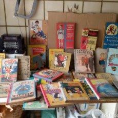 Libros de segunda mano: LOTE DE LIBROS ESCOLARES. Lote 63577551