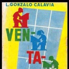 Libros de segunda mano: VENTANAL. ANTOLOGIA LITERATURA ESPAÑOLA PROSA Y POESIA. LIBRO ESCUELA TEXTO ESCOLAR 1963. Lote 56683363