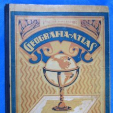 Libros de segunda mano: GEOGRAFÍA GRADO SUPERIOR. POR RAFAEL BALLESTER. DALMAU CARLES PLA, 1947.. Lote 64674015