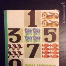 Libros de segunda mano: CONJUNTOS Y NÚMEROS 2 1968 EDITORIAL MAGISTERIO ESPAÑOL. Lote 64732942
