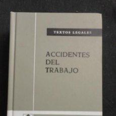 Libros de segunda mano: TEXTOS LEGALES,Nº 25 - ACCIDENTES DEL TRABAJO ,BOLETIN OFICIAL DEL ESTADO - 1977 - ( NUEVO ). Lote 64852051