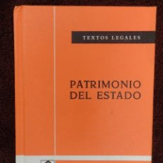 Libros de segunda mano: TEXTOS LEGALES , Nº 36 - PATRIMONIO DEL ESTADO , BOLETIN OFICIAL DEL ESTADO , 1.977 . ( NUEVO ). Lote 64938703