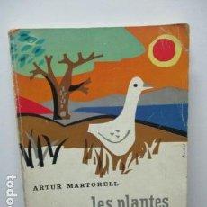 Libros de segunda mano: LES PLANTES, ELS ANIMALS, ELS ELEMENTS, ED. TEIDE . Lote 65009631