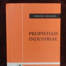 Libri di seconda mano: TEXTOS LEGALES , Nº 32 - PROPIEDAD INDUSTRIAL - BOLETIN OFICIAL DEL ESTADO - 1.979 . - ( NUEVO ). Lote 65490654