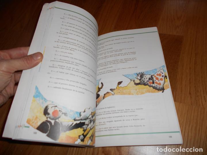 Libros de segunda mano: LIBRO TEXTO Antos lecturas y comentarios 7 EGB Anaya 1986 PERFECTO DE ALMACEN - Foto 2 - 65742722