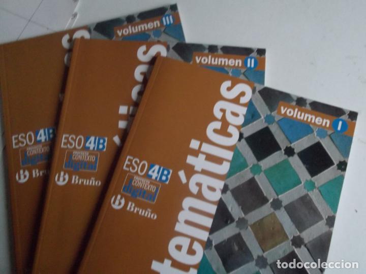 Matemáticas 4º eso, por trimestres. opción b. e - Verkauft durch ...