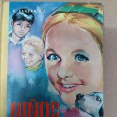 Libros de segunda mano: NIÑOS . LIBRO DE LECTURA 1964 . GRADO PREPARATORIO LIBRO II. Lote 70417342
