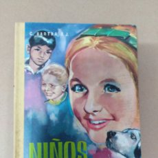 Libros de segunda mano: NIÑOS . LIBRO DE LECTURA 1964 . GRADO PREPARATORIO LIBRO III. Lote 70417345