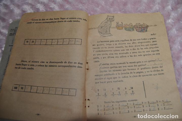 Libros de segunda mano: Raro Libro de Aritmética 1956 Alma infantil segundo grado - Foto 5 - 70463993
