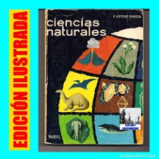 Libros de segunda mano: CIENCIAS NATURALES QUINTO 5º CURSO - FRANCISCO ESTEVE CHUECA - ILUSTRADO - BUEN ESTADO. Lote 71093017