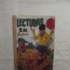 Libros de segunda mano: LECTURAS S.M. FANTASIA. Lote 71392599