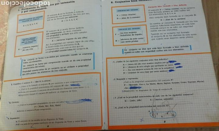 Libros de segunda mano: Matematicas 4.Santillana - Foto 4 - 71605905