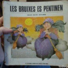 Libros de segunda mano: LES #BRUIXES ES PENTINEN. Lote 71720254