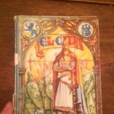 Libros de segunda mano: ANTIGUO LIBRO EL CID ESCRITO POR M. VALLS AÑO 1941. Lote 71742731