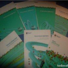 Libros de segunda mano: DIMENSIÓN NUBARIS. 4 AÑOS. PROPUESTA DIDÁCTICA, LOTE. EDELVIVES 2012. LIBRO DE TEXTO, ESCOLAR. VER F. Lote 96885519