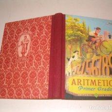 Libros de segunda mano: EDELVIVES. ARITMÉTICA. PRIMER GRADO. EDICIÓN FACSIMILAR. RMT78917. . Lote 76214871