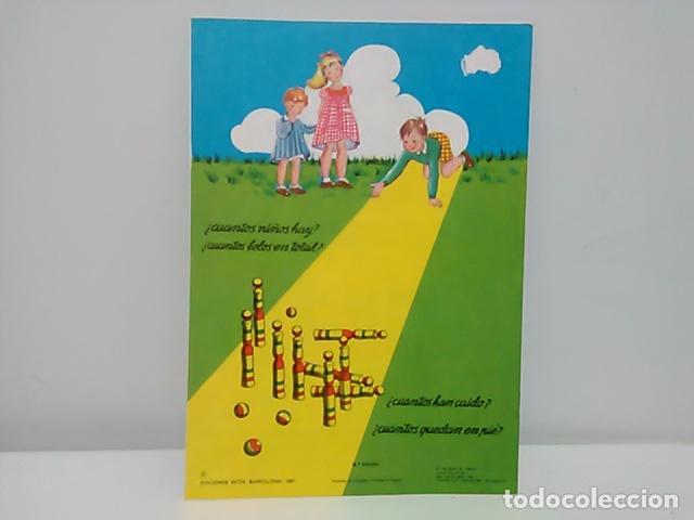 Libros de segunda mano: Libro infantil de matemáticas Ediciones Betis año 1961 - Foto 2 - 130834447