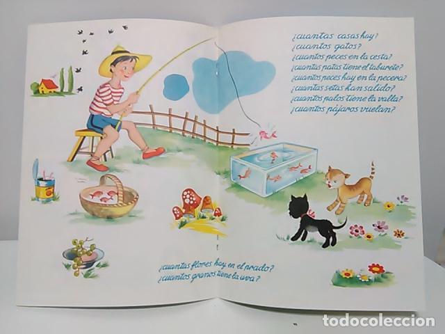 Libros de segunda mano: Libro infantil de matemáticas Ediciones Betis año 1961 - Foto 4 - 130834447