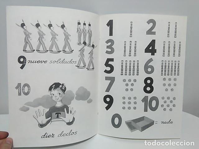 Libros de segunda mano: Libro infantil de matemáticas Ediciones Betis año 1961 - Foto 5 - 130834447
