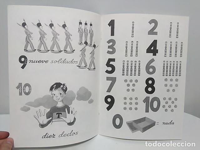 Libros de segunda mano: Libro infantil de matemáticas Ediciones Betis año 1961 - Foto 6 - 130834447