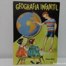 Libros de segunda mano: LIBRO GEOGRAFÍA INFANTIL, EDICIONES BETIS, 1960. Lote 76510743