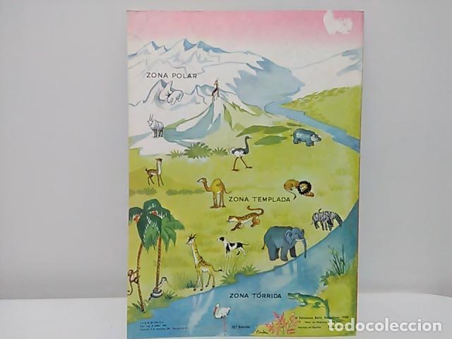 Libros de segunda mano: Libro Geografía Infantil, Ediciones Betis, 1960 - Foto 4 - 76510743