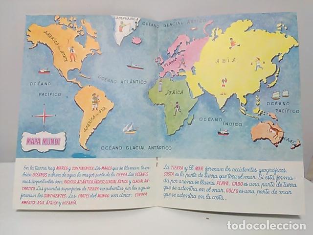Libros de segunda mano: Libro Geografía Infantil, Ediciones Betis, 1960 - Foto 6 - 76510743