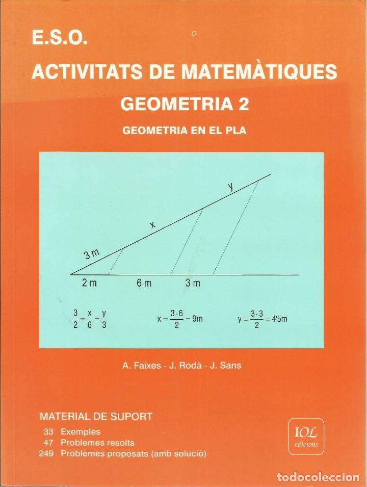 Eso Activitats De Matem U00e0tiques Geometria 2