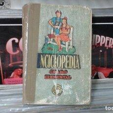 Libros de segunda mano: ENCICLOPEDIA GRADO ELEMENTAL,1962. Lote 77230761