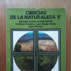 Libros de segunda mano: CIENCIAS DE LA NATURALEZA 3 3º FP2 FP 2 ANAYA 1978. Lote 77361749