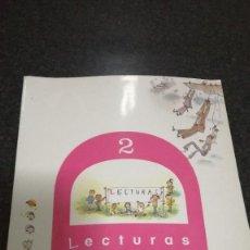 Libros de segunda mano: LECTURAS 2-S.M.. Lote 77369205