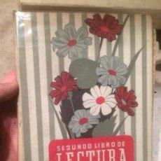 Libros de segunda mano: ANTIGUO LIBRO SEGUNDO LIBRO DE LECTURA EDITORIAL SEIX BARRAL S.A. AÑO 1967 . Lote 77531973