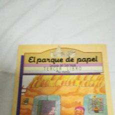 Libros de segunda mano: 9-EL PARQUE DE PAPEL, LIBRO III. Lote 78289881